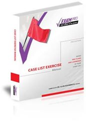 CASE LIST EXERCISE MANUAL