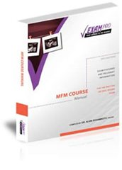 MFM COURSE MANUAL